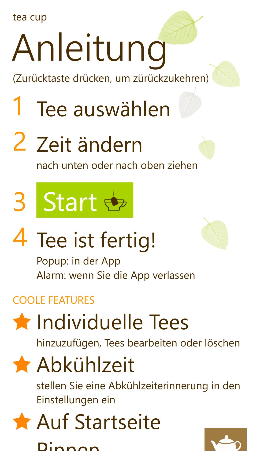 wp_ss_20150210_0001  It´s Tea Time. Richtig lecker wird es mit der Tea Timer App! wp ss 20150210 0001
