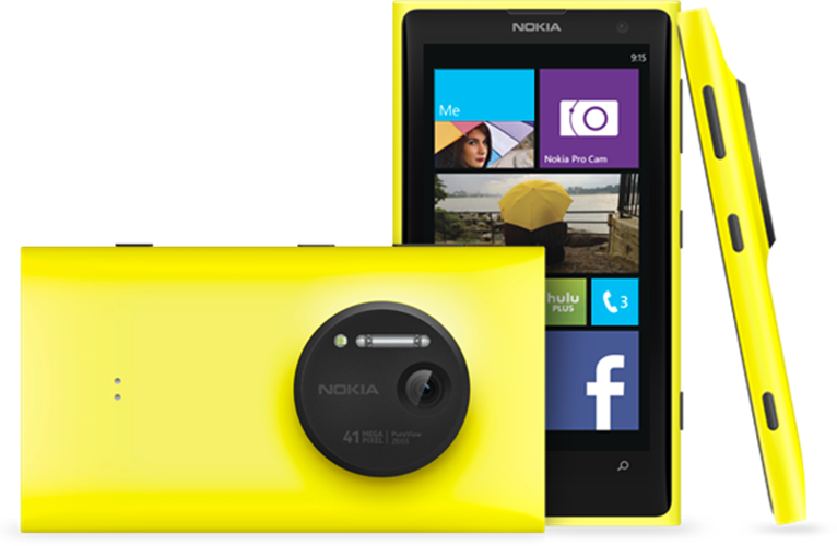 Lumia 1020 Foto