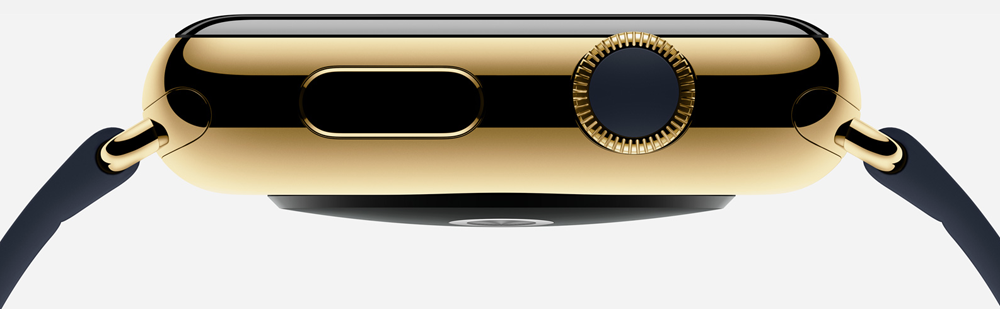 Apple Watch 18 Karat Gold Edition