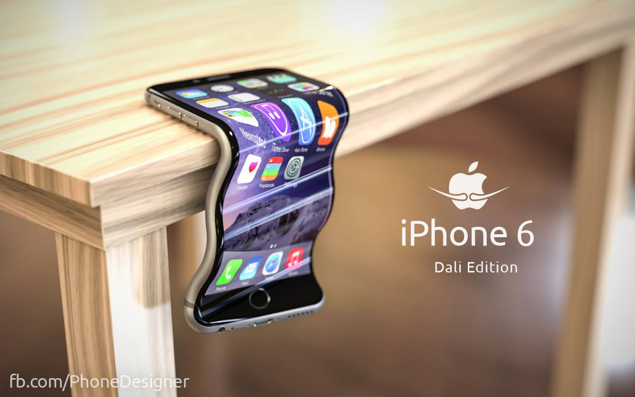 Phone Designer iPhone 6 Dali Edition