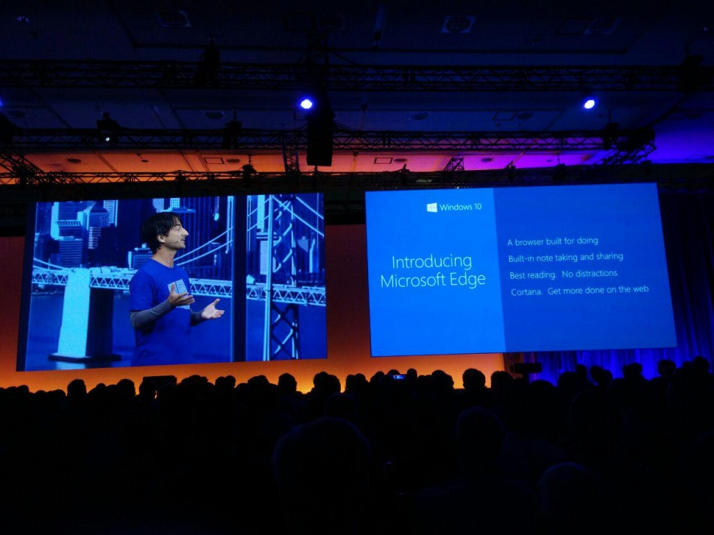 Joe Belfiore Microsoft Edge Build