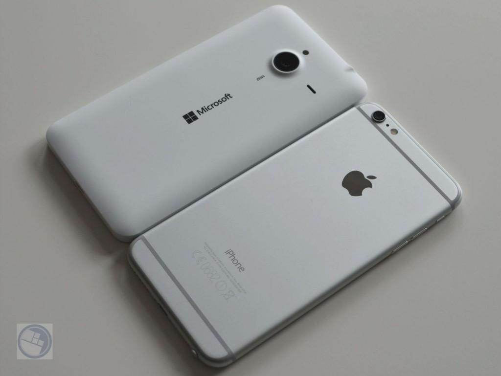 Lumia 640 XL weiß 03