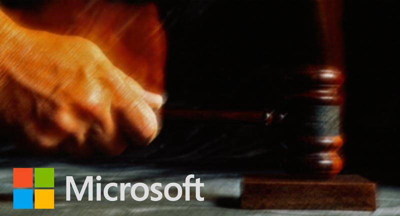 Microsoft-Prozess-Urteil-Gericht