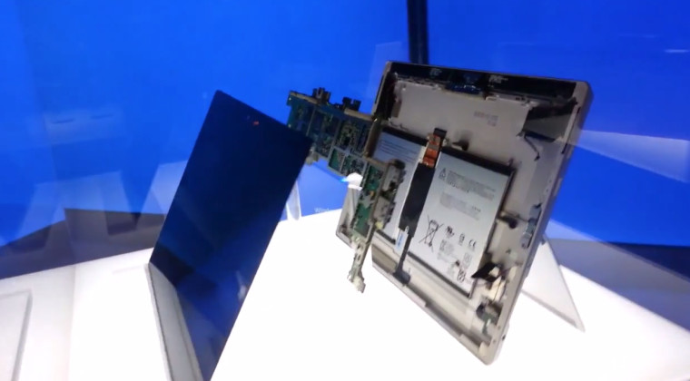 Riesen Akku So Sieht Das Surface 3 Von Innen Aus