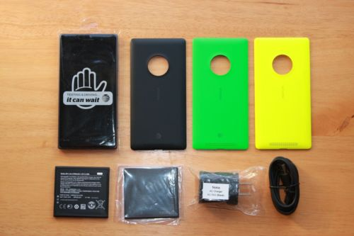 eBay Lumia Yellow