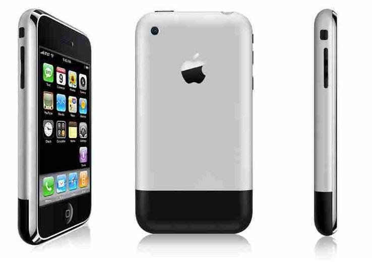Das iPhone 1 - Initialzündung für die mobile Revolution