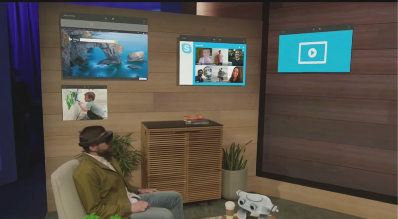 HoloLens-Experience