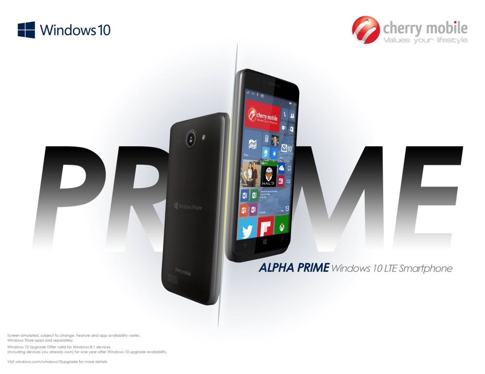 Cherry Mobile