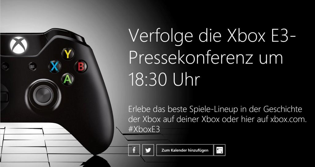 Microsoft E3 PK