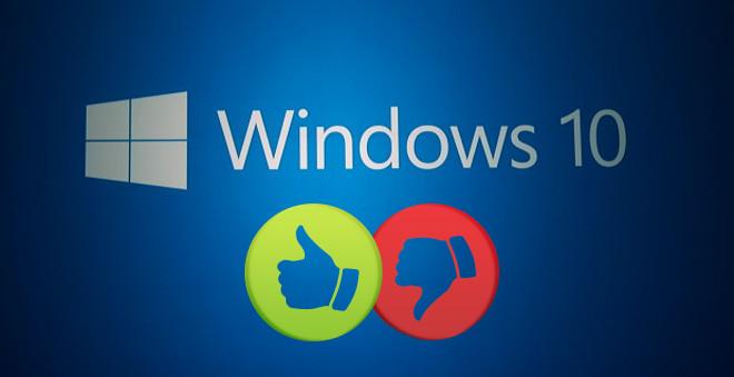 Windows 10 Umfrage