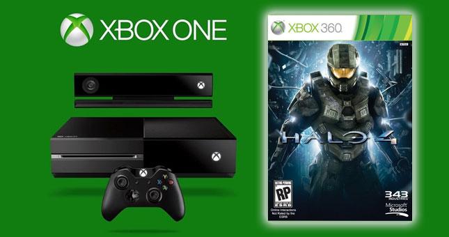 Xbox One Rückwärtskompatibilität