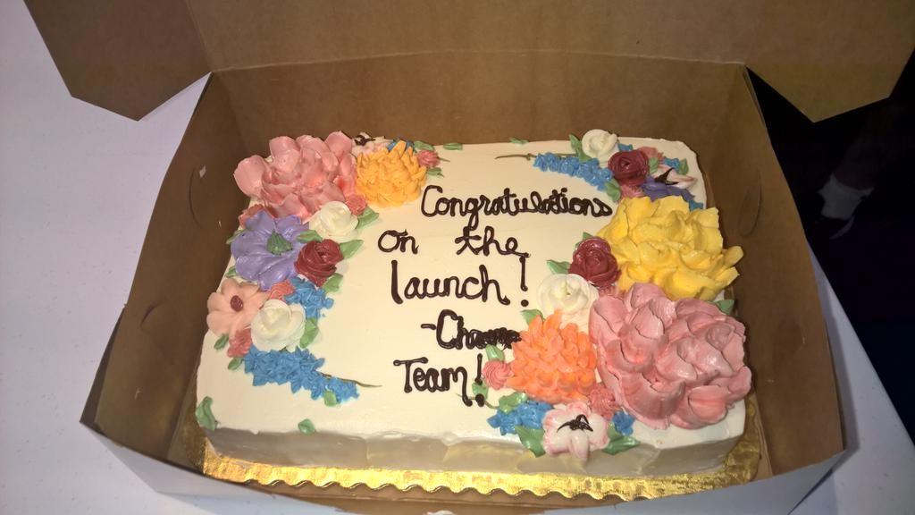 Edge Cake
