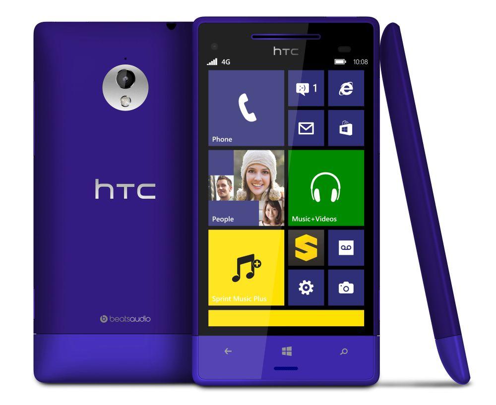 HTC 8 XT