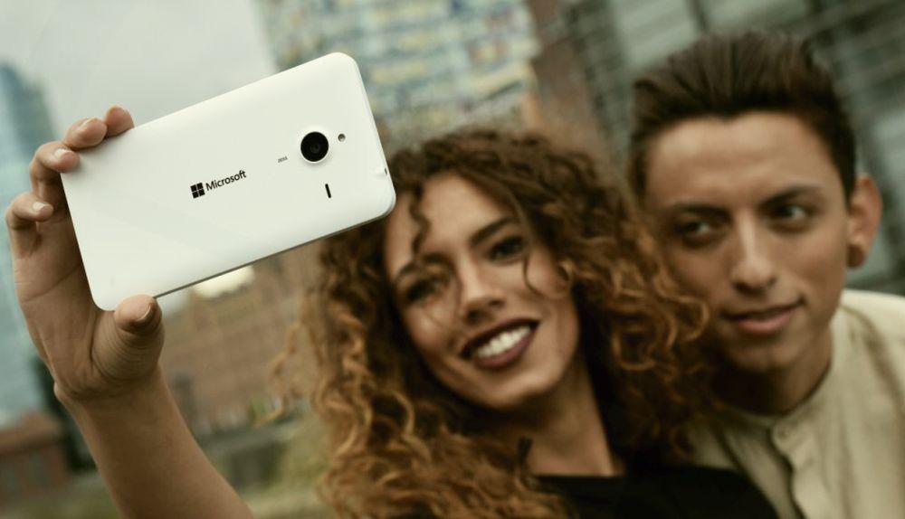 Lumia 640 XL weiß