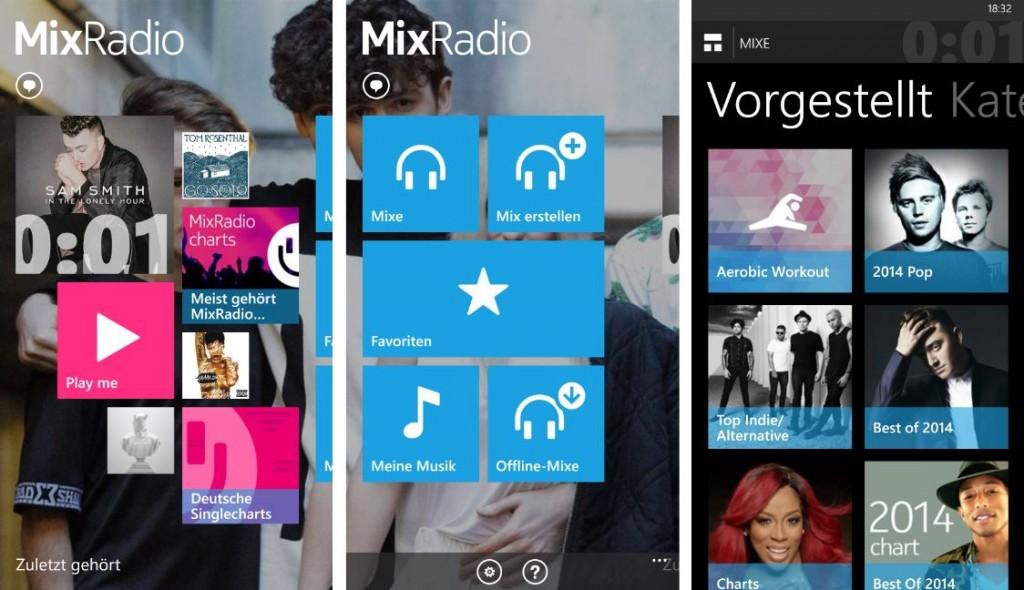 MixRadioMaurice