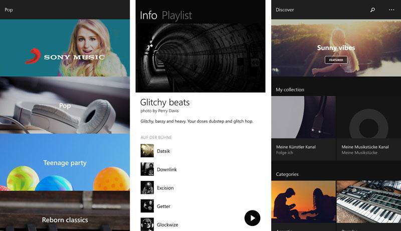 Sleeve-Music-App