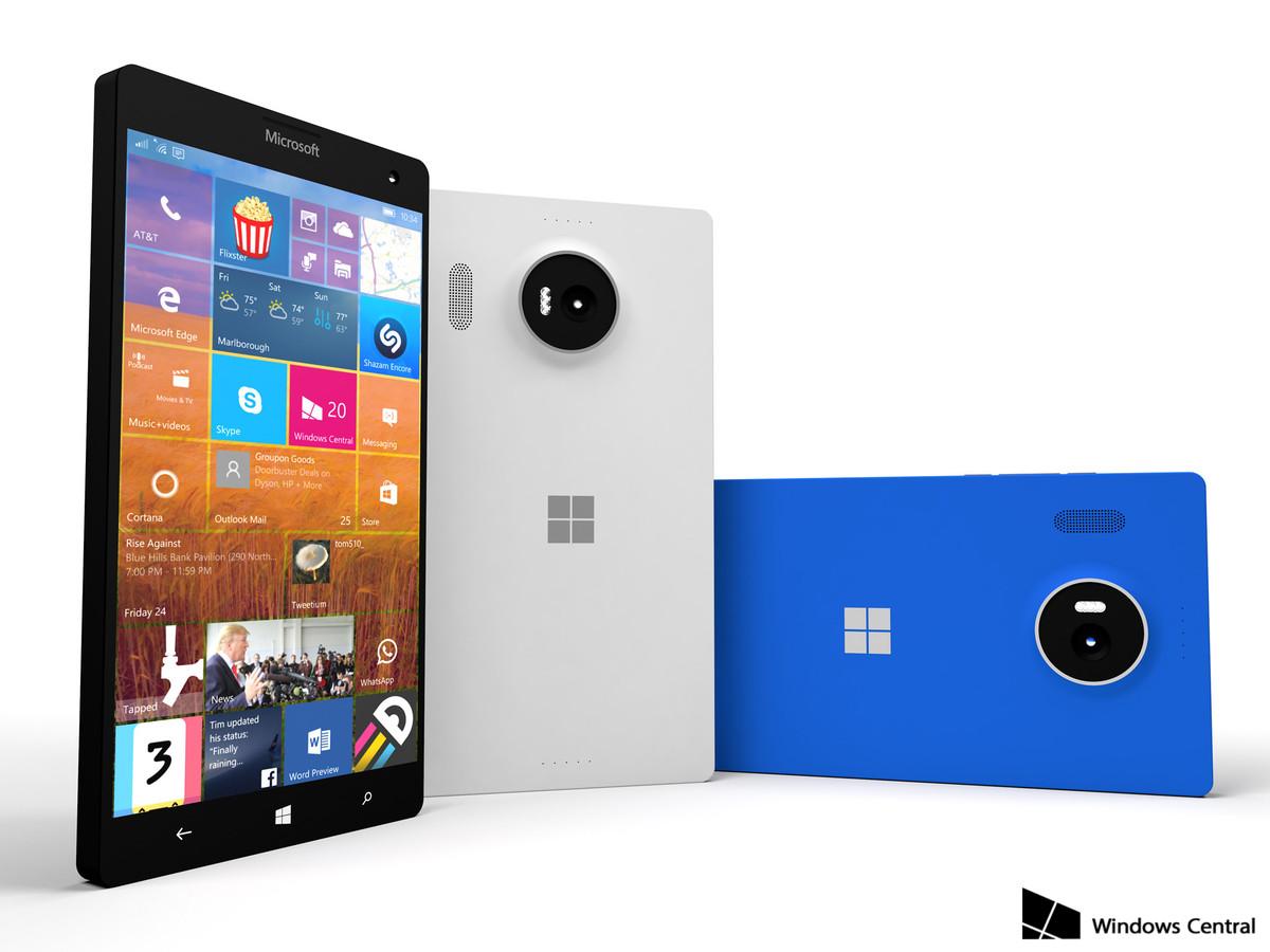 Lumia 940 950 xl so k nnte das windows 10 flaggschiff for New windows products