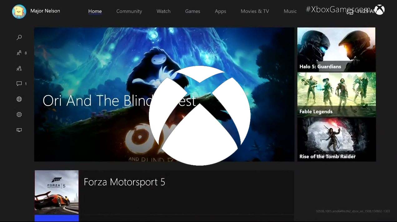 Xbox One Dashbord Beitragsbild