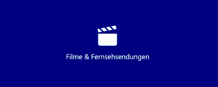 Filme und Fernsehen-App