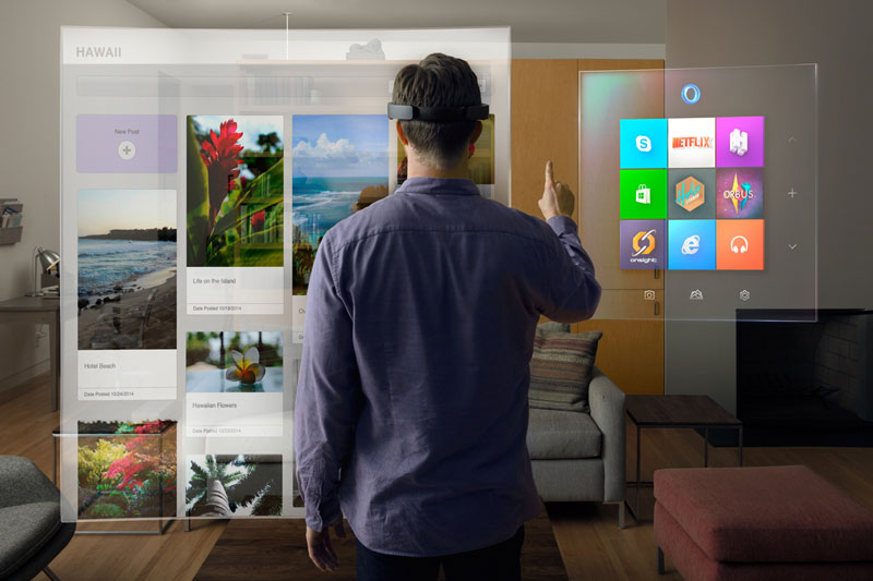 HoloLens-Apps
