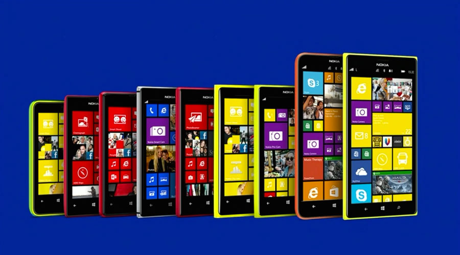 Lumia-Familie-Windows-Phones