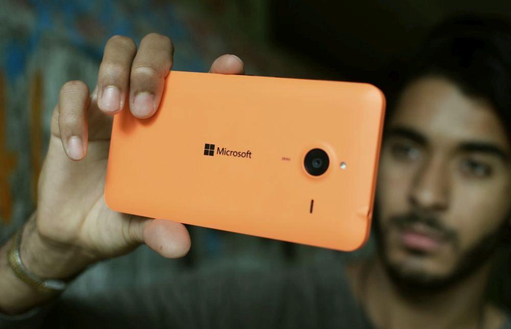 Lumia640XLOrange