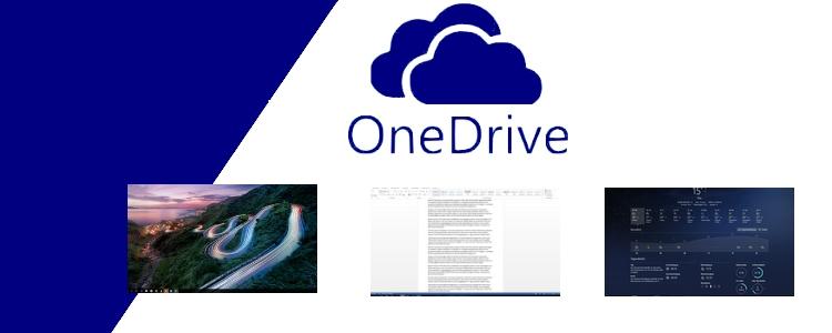 OneDrive Screenshots