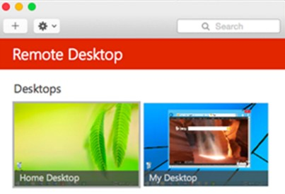 Remote Desktop Mac