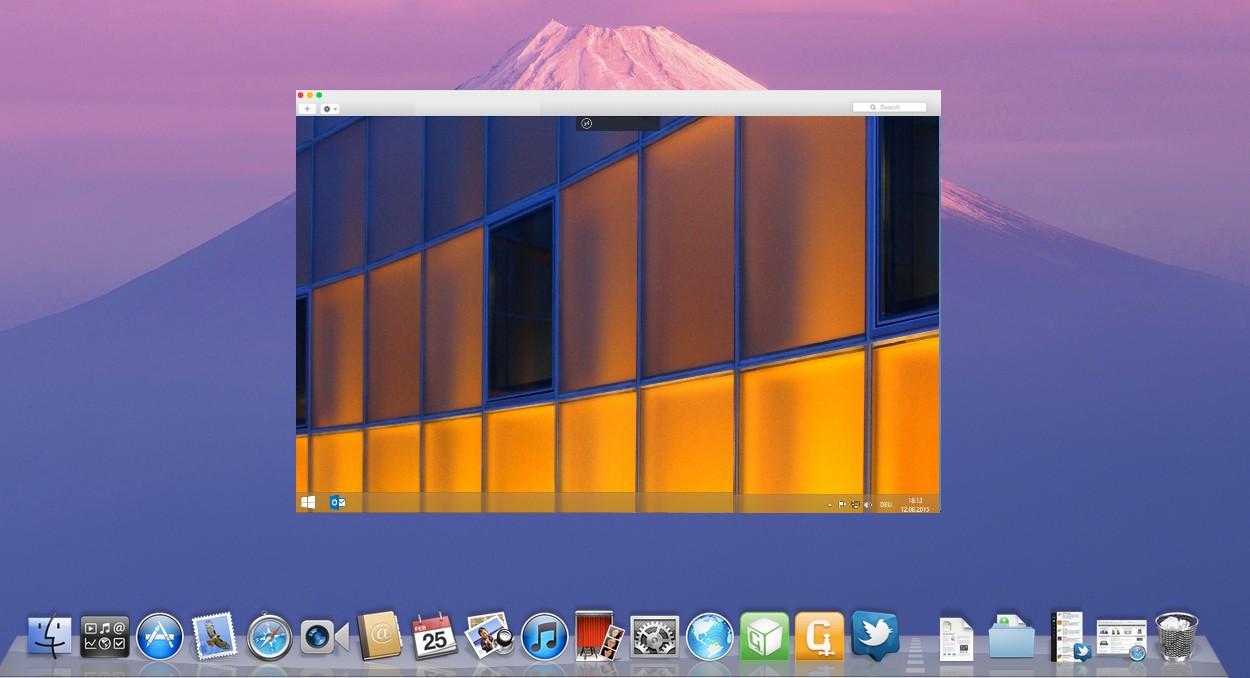 Remote Mac
