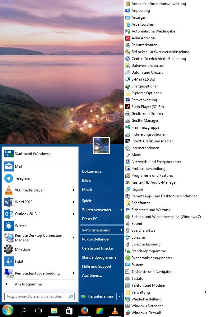 kostenloses windows 7 startmen hier ist classic shell