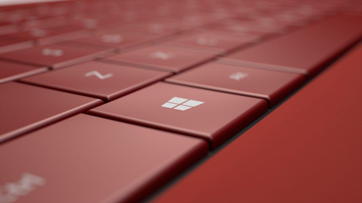Surface Pro 3 Tastatur