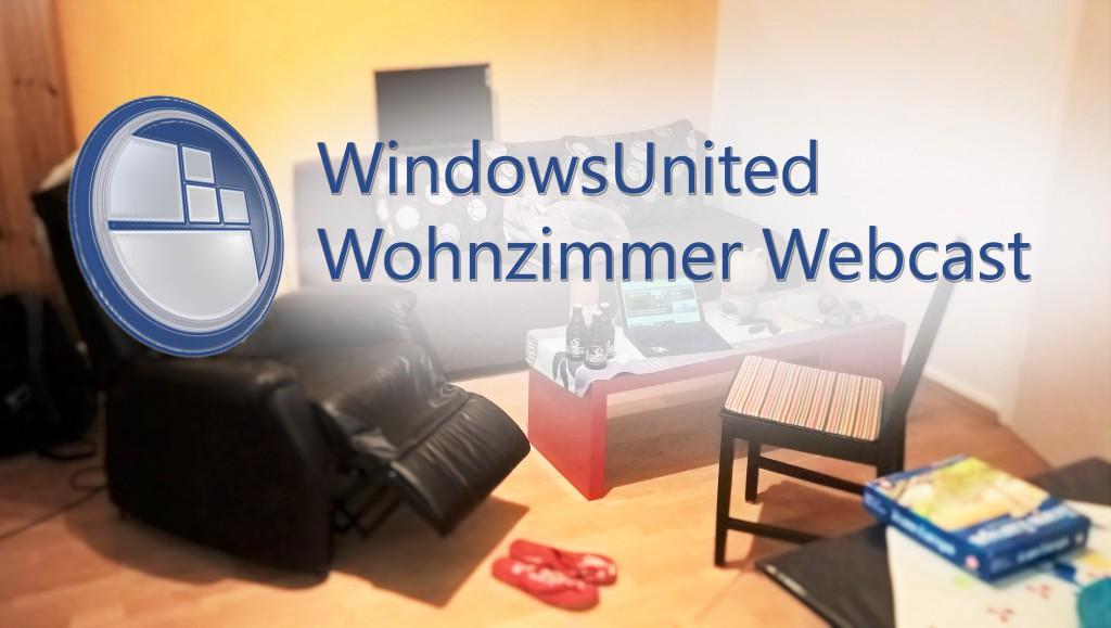 Wohnzimmer Webcast