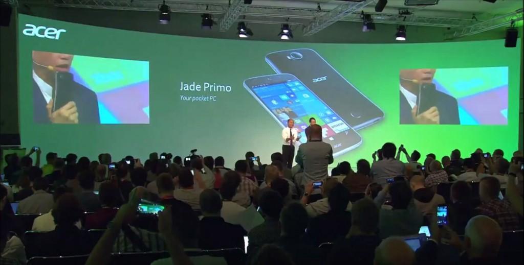 Acer Jade Primo IFA