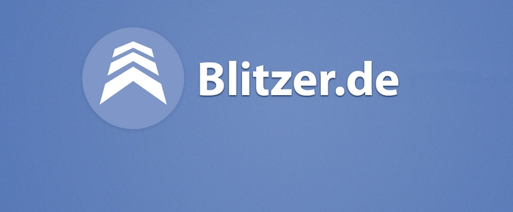 Blitzer.de Banner
