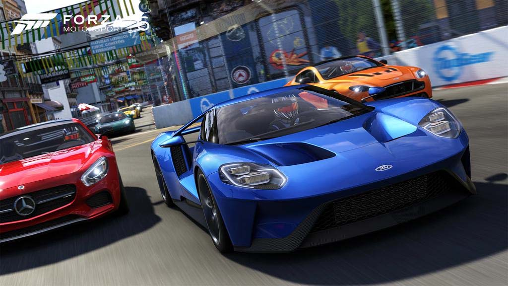 Forza Motorsport 6 Demo1
