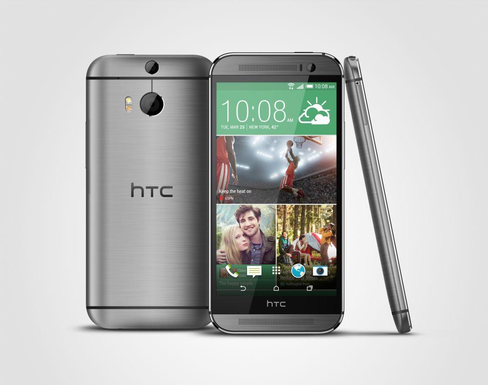 HTCOneM8Android