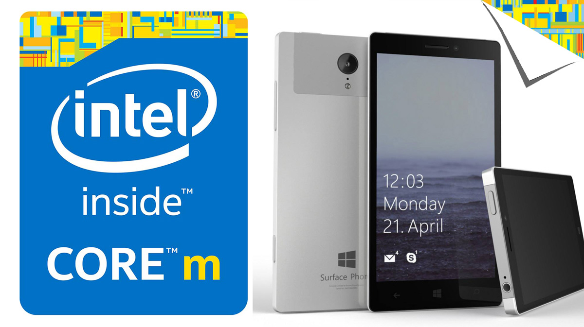 Intel-Core-M-Surface-Phone