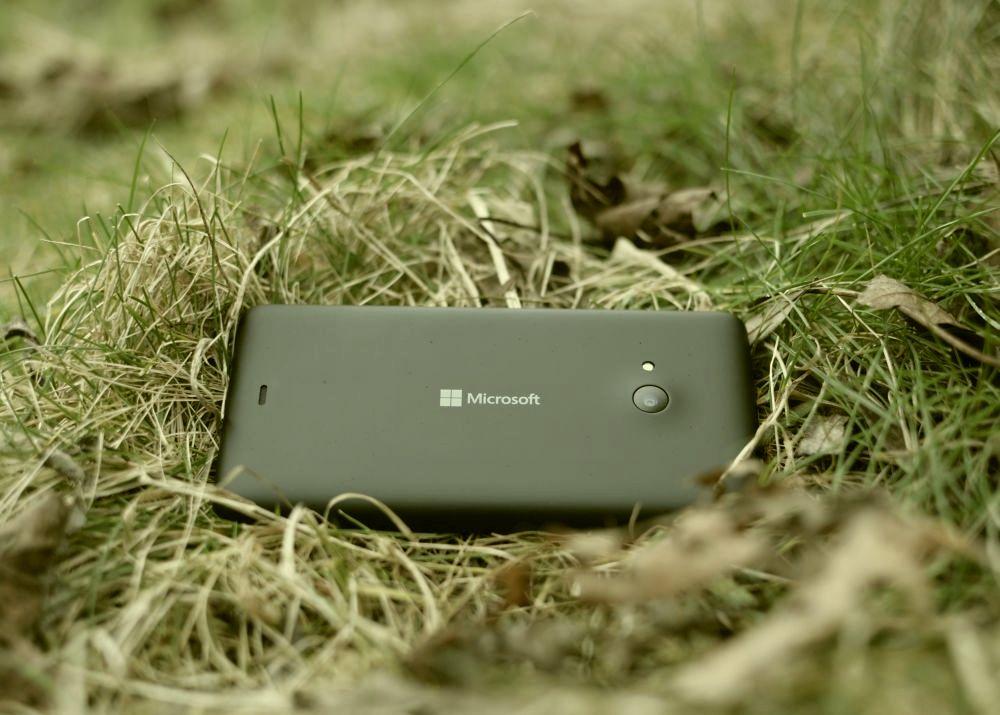 Lumia 535 Gras