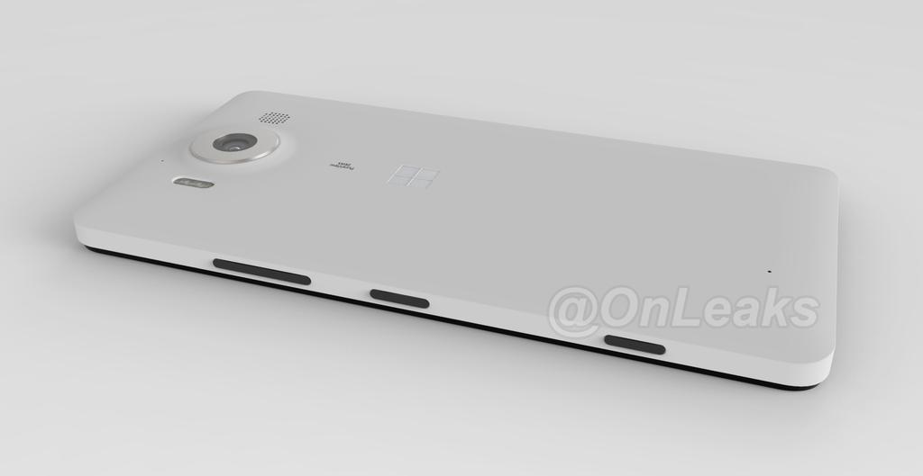 Lumia 950 Weiß