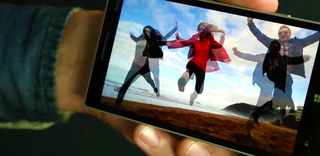 Lumia Live Images