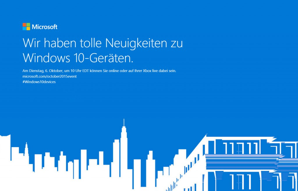 Microsoft-Oktober-Event-Deutsch