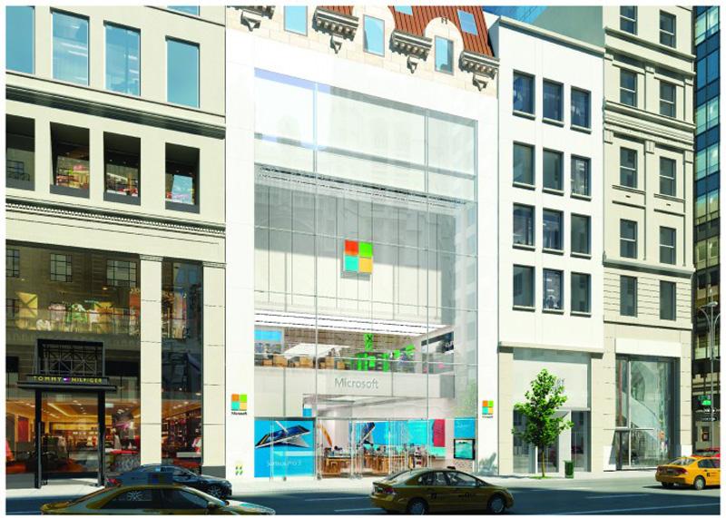 Microsoft-Store-Manhattan