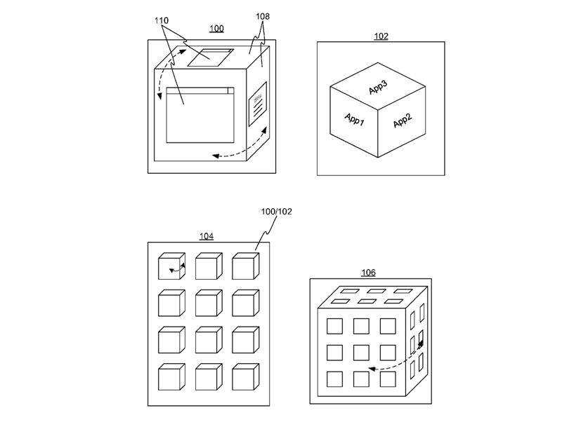 Microsoft Wuerfel Patent