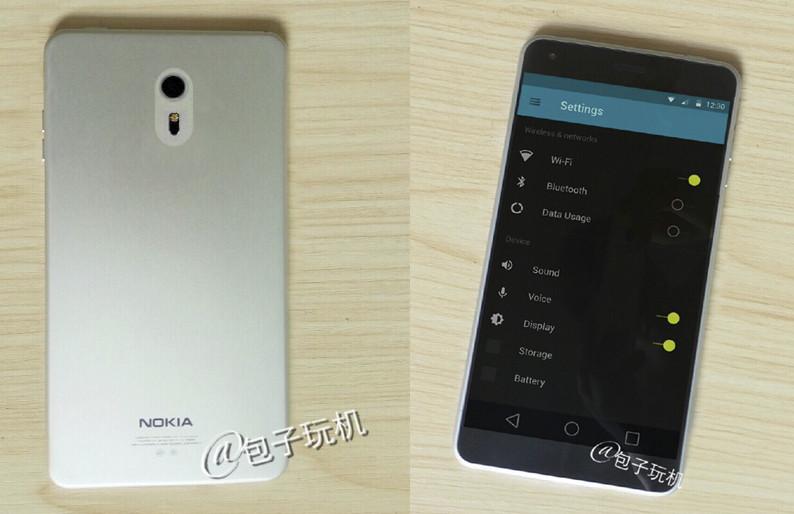 Nokia C1 Leak Android
