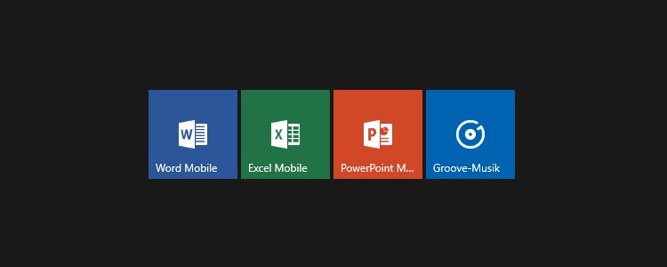 Office Apps & Groove
