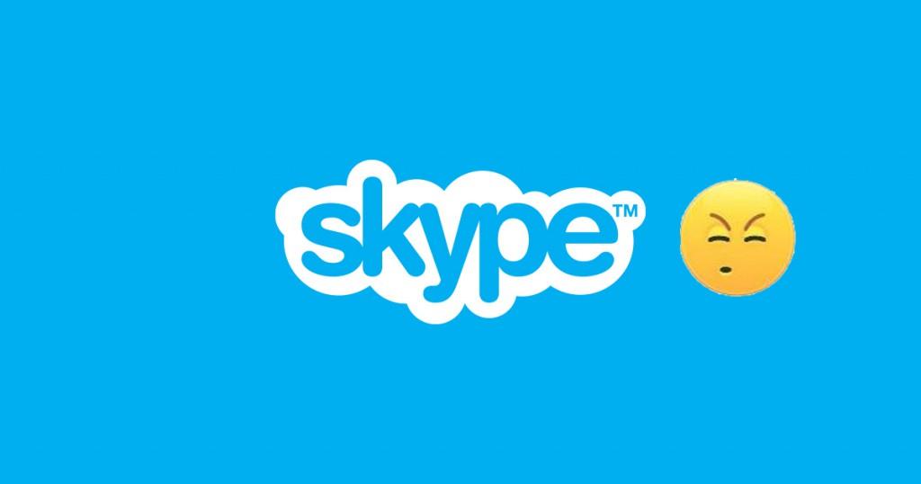 Skype-ausfall-problem
