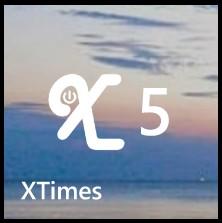 XTimes - LiveTile