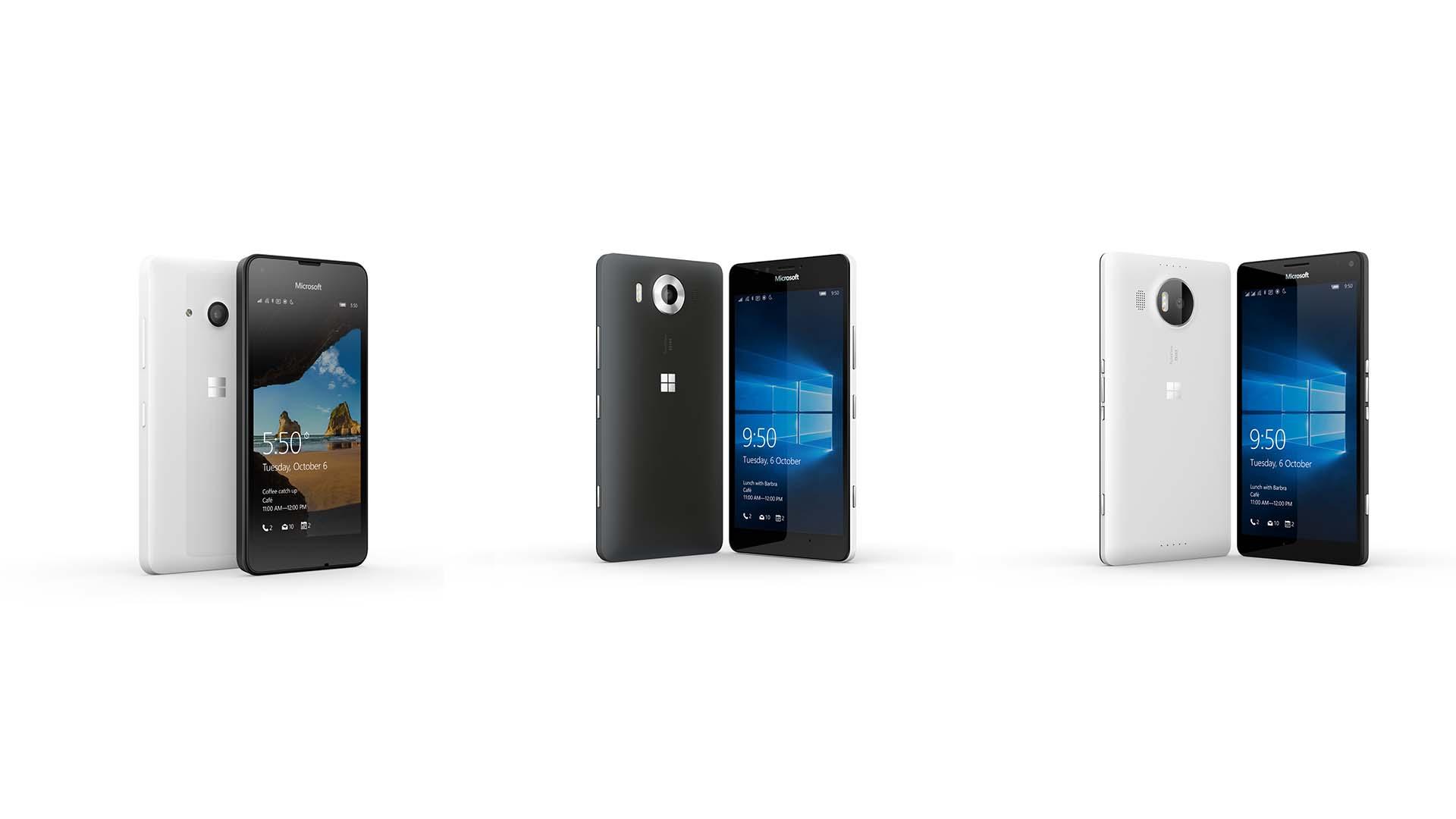 Lumia Reihe 2015