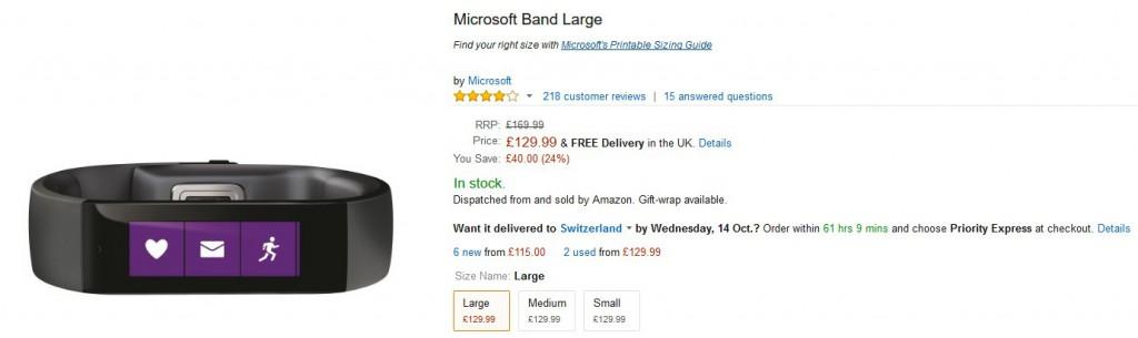 Band 1 Amazon