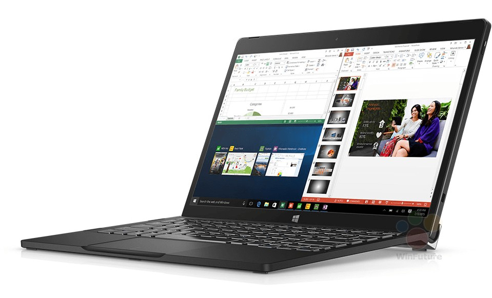 DELL XPS 12 9250 - 2